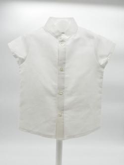 Camisa Niño Cuello Mao...