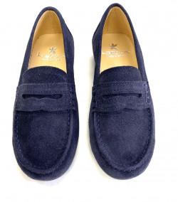 Zapato tipo Mocasín de ante...