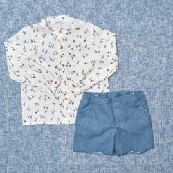 Bermuda Jeans Paloma de la O