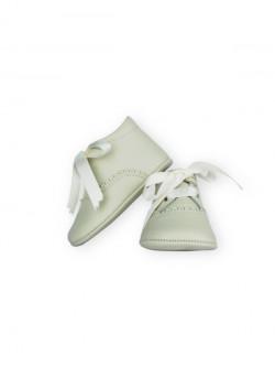 Zapato bebé abotinado Sardon